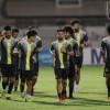 الاتحاد يغادر الى الرياض و يجري تدريباته على ملعب الملز استعداداً للنصر