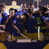 النصر يستأنف تدريباته بعد معسكر دبي ويحتفي بفوزير ولكرو بمناسبة تأهل المغرب لكأس العالم