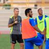 الخليج يجري تدريبه الرئيسي لمواجهة العروبة ويغادر للجوف