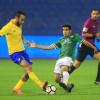 دوري المحترفين : الاتفاق يصحح اوضاعه على حساب النصر بثلاثية لهدفين (فيديو)