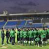 بالصور : المنتخب الوطني يدشن أول تدريباته استعدادًا لخليجي 23