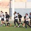النصر يواصل استعداداته للقاء الجمعة امام الأهلي