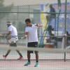 انطلاق منافسات بطولة الرجال المفتوحة الرابعة للتنس بمشاركة 120 لاعباً