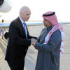 عزت: زيارة رئيس الفيفا لخادم الحرمين الشريفين وولي العهد تظهر تقديره لمكانة المملكة