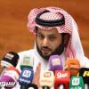 تركي آل الشيخ يحضر لقاء الأهلي المصري ضد أتلتيكو مدريد