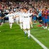 برشلونة يقف احتراما لريال مدريد السبت