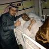 حارس أحد عز الدين دوخه يغادر المستشفى بعد الاطمئنان على اصابته