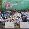 (بدء حملة تنظيف المساجد من ضمن فعاليات النشاط الكشفي لمهرجان الكرة ثقافتنا