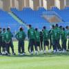 المنتخب الوطني الأول يجري أولى تدريباته ضمن معسكره في الرياض