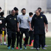 النصر يواصل استعداداته للتعاون وكدمة بالركبة تخرج الفريدي من التدريب