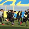 النصر يعود للتدريبات على الملعب الرئيسي وفرجاني يشارك في المناورة الكروية