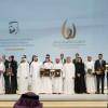 حمدان آل مكتوم يكرم الفائزين في جائزة الشيخ محمد بن راشد