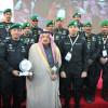 امير الرياض يكرم الطيران الامني في الحرس الملكي .