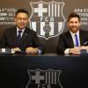 تسريب عقد ميسي الخيالي مع برشلونة
