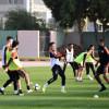 كريري يعود للمشاركة في تدريبات الشباب والليبي مؤيد يصل الجمعة