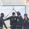 بالصور : النصر يواصل تدريباته والمالك يلتقي بالجهاز الفني واللاعبين والداود يحضر التدريب
