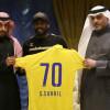 مجلس إدارة نادي النصر يعقد اجتماعه الثاني ويوقع رسمياً مع العماني سهيل
