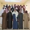 نجوم النصر القدامى يزورون النادي ويلتقون بالرئيس وأعضاء مجلس الادارة