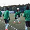 المنتخب الوطني الأولمبي يختتم استعداداته لمواجهة العراق غدًأ في الجولة الثانية من كأس آسيا