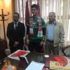 الاتفاق يدعم صفوفه بالمصري الشيخ