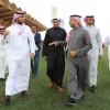 سمو نائب رئيس مجلس إدارة الهيئة العامة للرياضة الأمير عبدالعزيز بن تركي الفيصل يزور نادي الاتفاق