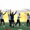 بالصور : النصر يواصل تدريباته اليومية استعداداً للباطن