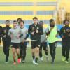 النصر يواصل استعداداته للهلال والرئيس يجتمع بالجهاز الفني واللاعبين