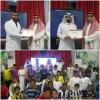 اليوم العالمي للربو بمدرسة الأمير محمد بن فهد الابتدائية
