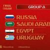 مجموعة الأخضر.. بيليه يرشح روسيا للقب كأس العالم