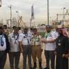 بحضور نائب رئيس جمعية الكشافة العربية السعودية .. القنيفد يكرم الكشافة المشاركين في الجنادرية 32