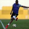 بالصور:النصر يواصل استعداداته للقاء احد والمحترفين الاجانب الجدد يشاركون في التدريب
