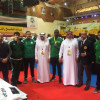 طارق حامدي يحقق برونزية الجولة الثانية من الدوري العالمي للكاراتيه بدبي