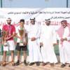 العجاجي يتوج لاعب الهلال عبدالرحمن العزام ببطولة المملكة المفتوحة الثامنة للتنس