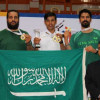 بالصور هيمنة سعودية على ذهب الفردي والجماعي في البطولة العربية للرماية