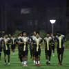 بعثة الاتحاد تصل الى معسكرها الاعدادي في دبي