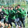 بالصور : المنتخب الوطني يفتتح تدريباته في معسكره بأسبانيا