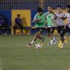 النصر يستأنف تدريباته بإجتماع المدرب مع اللاعبين