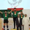 الأخضر السعودي يواصل الحصاد في بطولة غرب آسيا لرفع الأثقال
