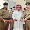 *افتتاح مكتبٍ للأحوال المدنية بإدارة سجن محافظة الخبر*