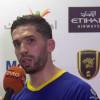 تصريح لاعب النصر عبدالمؤمن جابو بعد لقاء الاتحاد – دوري المحترفين