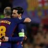 انييستا : برشلونة محظوظ