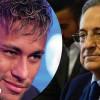 رئيس ريال مدريد يرد على رحيل رونالدو ووصول نيمار