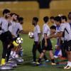 الفريدي يواصل غيابه عن تدريبات النصر والمالك يلتقي بالجهازين الفني والاداري واللاعبين