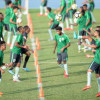 المنتخب الوطني الأولمبي يستأنف تدريباته ضمن معسكره في جدة