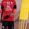 الاتفاق يعلن نهاية موسم لاعبه علي هزازي بسبب الاصابة