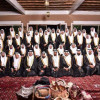 شاهد 44 فارساً يزينون جماعي العمران