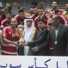 المنيع ووالي صفاقس يفتتحان بطولة الأمير فهد بن فيصل العربية الـ 14 لكرة اليد للأندية