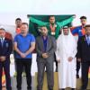 أخضر الأثقال ينتزع 25 ميدالية في افتتاح بطولة غرب آسيا بالبحرين