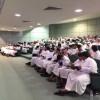 طلاب الخندق يتدربون على التحصيلي و يشاركون في برنامج الإرشاد المبكر