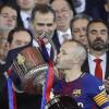 رئيس برشلونة: مدريد شاهدت أفضل كرة قدم في العالم